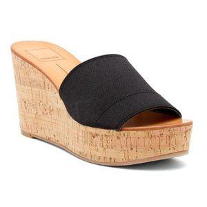 Dolce Vita Barkley Cork Wedge Sandal 7